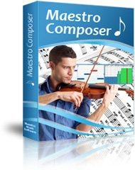 Maestro Music Software - Musiknotation und Komposition Software