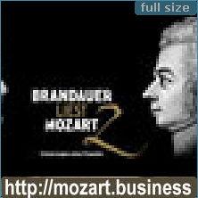 Hörbuch: Brandauer liest Mozart 2. Erinnerungen eines Freundes