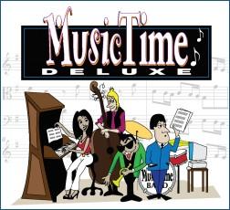 Noten schreiben mit MusicTime Deluxe