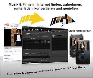 Videoraptor - Kostenlose Videoclips und Musik aus dem Web