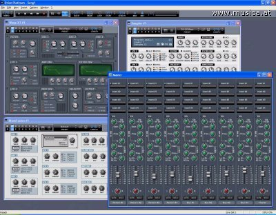 20 great free and open source music making programs