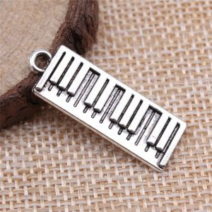 Anhänger Keyboard, Piano, Klavier, Tastatur