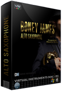 Boney James Alto Saxophone VST