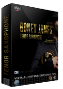 Boney James Tenor Saxophone VST