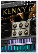 Kenny G Alto Saxophone VST