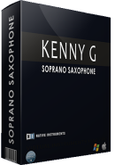 Kenny G Soprano Saxophone VST