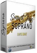 Smooth Jazz Soprano Saxophone VST
