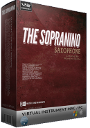 Soprano Saxophone Sample Library VST