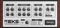 EKS Pro synthesizer plugin