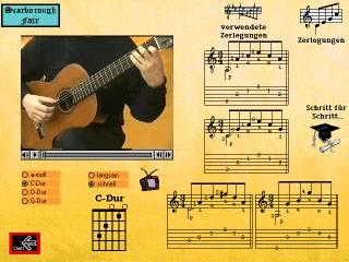 Hyperguitar: Gitarre für alle. Die Interaktive Gitarre-Schule 2.0